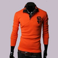 Мужская толстовка New fahion Men's Jacket Stand collar color block decoration cardigan plus size male slim thickening fleece sweatshirt 2278