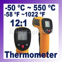 Non-Contact IR Infrared Laser Gun Digital Thermometer