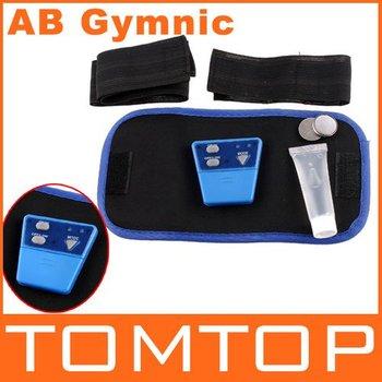 5pcs/lot, AB Gymnic Electronic Muscle Arm leg Waist Massage Belt, Free Shipping  Dropshipping