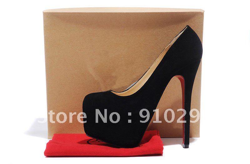 Cool Black dress blog: Black dress shoes with red bottom