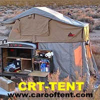 CAR TOP ROOF TENT(RT003 EXT) with ANNEX,.CUSTOMIZED WHOLESALE AND RETAIL