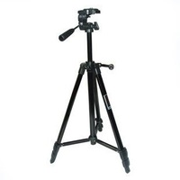 Free Shipping +New Aluminum Tripod for SLR DSLR cameras camcorder 15pcs/lot With Retail Package