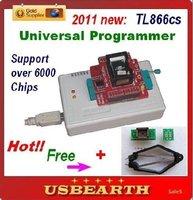 DHL  2011 NEW MiniPro TL866cs True USB Willem Universal Programmer / bios programmer for Windows7/Vista/Xp 64MBbits