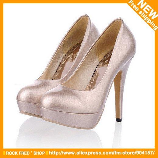Bridal shoesHigh heelsPumpsBagsFashionElegantSexy