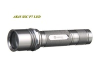 ANOWL AK45 SSC P7 LED FLASHLIGHT SINGLE MODE 1X18650/2X16340 BATTERY 900LM CREE LED FLASHILIGHT