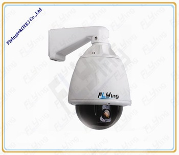 6 inch High Speed Dome IP Camera ,CCTV IP camera,with 27x optical(3.2-86.4mm) shipping free