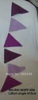 pennants flag-smaller size-L110cm-2designs-12pcs/lot