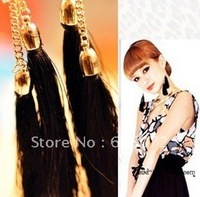 Free shipping  japan design fashion jewelry tassels earring lady earring