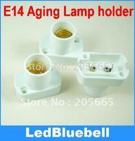 Free Shipping  E14 socket E14 Edison screw lampholders [ LedBluebll ]