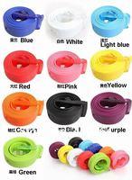Free shipping,2014 hot selling fashion Unisex's Plastic casual belt,width 3.5cm 15 colors,10pcs/lot