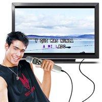 FREE SHIPPING-Portable Karaoke Microphone SD Karaoke Microphone (SD1+)