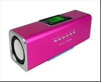 Low price portable speaker FM USB/MICRO SD/TF card Speaker Mini usb Speaker Super choose speaker