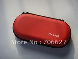 Free shipping for SONY PlayStation VITA Hard Bag Case PSV PS vita PSVITA case bag High Quality 50pcs/lot(China (Mainland))