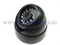 CCTV camera with SHARP CCD Chip,24pcs IR leds,DC12v Input