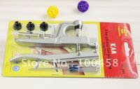 бесплатный сбор 10 мм Серебряная звезда панк-рок nailhead Спайк шпильки для кожаного мешка обувь браслет гвоздь заклепки коготь ногти 500 шт