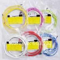 Sales Promotion!!!Can mixed-bicycle JAGWIRE housing cable complete kit cycling bicycle part 5pcs/lot free EMS