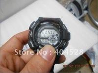 10pcs Men's 9300 Watches GW 9300 resist Disscount Chronograph Waterproof Outdoor watches digital watch sports watch  Freeship