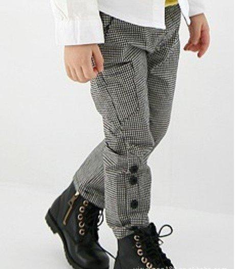 Клетчатые брюки доставка
