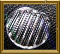 58 Angle laser line lens laser line module diode PMMA material  laser line lens 8mm Plastic Lens