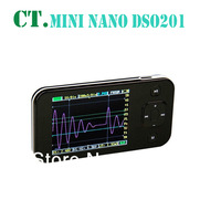 "ARM DSO Nano dso201 - Pocket-Sized Digital Oscilloscope with 2.8"" TFT LCD Module ds201"