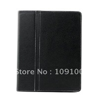 Free shipping /High Quality/New Folio Magnetic Smart Leather Case Cover for iPad 2 Black