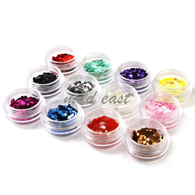 3 pcs/lot  300g 3 Colors Nail Art Acrylic powder Polymer Powder    #560