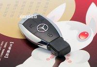 Wholesale NEW Mercedes Benz Key Genuine 4GB 8GB 16GB 32GB USB Memory Stick Flash Pen Drive, free shipping