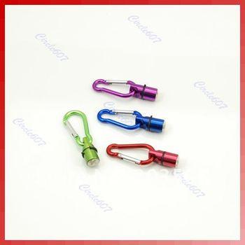 D19+10 pcs/lot Dog Cat Pet Safety Color Flash LED Light Collar Tag New