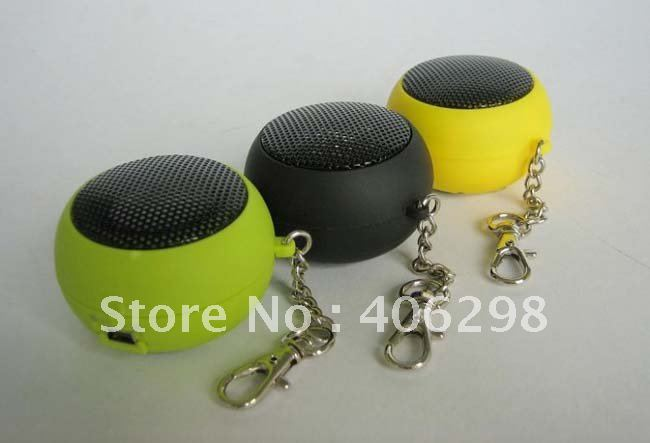 free shipping DHL 30pcs wholesale Mini Hamburg Speaker,Portable Speaker ,USB Cable High Pure Sound For MP3/MP4 PC Mobile Phone(China (Mainland))