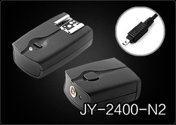 JYC JY-2400-N2 3-in-1 function wireless Remote flash trigger for Nikon D70S D80(China (Mainland))