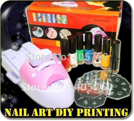 Принтер для печати на ногтях купить на алиэкспресс