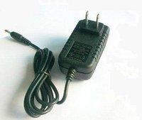 Free Shipping AU/UK/EU/USA Standard Optional Portable DC12V 1A Power Adapter