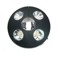 Free Shipping Cheap New 24 LED UFO Garden Patio Table Parasol Umbrella Pole Light Camping Lamp Wholesale E01030046