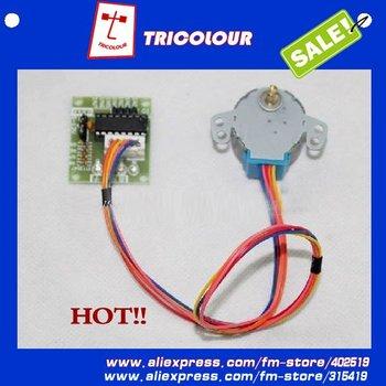 5V 4-phase Stepper Motor + ULN2003 drive plate Mini Stepper motor driver f Arduino #E09082