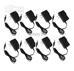 8 x CCTV CAMERA AC POWER SUPPLY DC ADAPTER 12V 1A(China (Mainland))