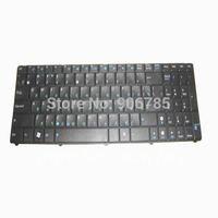 Laptop keyboard for Asus K50 K70 K70IJ Series Black RU Version V090562BS1, 0KN0-EL1RU01, 04GNV91KRU00-1