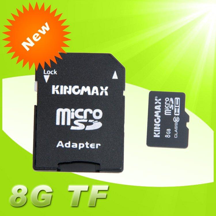 Kingmax Micro Sd Card 8Gb