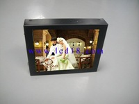 "8"" lcd ad player for wall building"