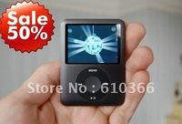 Wholesale 50pcs 3rd generation MP3 MP4 player 1.8 inch screen 32GB are soaring in DHL Free Shipping
