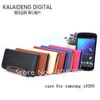 wholesale  for sansung Galaxy Nexus case,galaxy nexus leather case,galaxy nexus wallet case with card holder