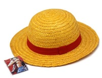 ONE PIECE LUFFY Anime Cosplay Straw Cap Luffy's Hat