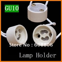 15pieces/lot GU10 socket,wholesale GU10 lampholder, GU10 LED lamp holder Free shipping