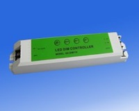 1 channel single color led dimmer,DC12-24V input,10A output