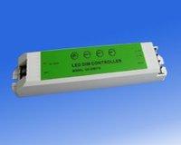 1 channel single color led dimmer,DC12-24V input,10A output