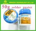 Free shipping !BGA  solder paste ,5pcs/lot 50g MCN-300 Soldering Solder Paste 63/37 25-45um 100% brand new