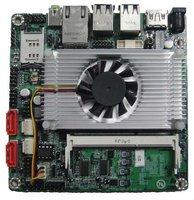 AMD1.6GHz Dual Core 1M cache(Dual Core) Nano-ITX motherboard support 1080P (EA8HD)