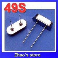 200pcs 12MHZ Crystal Oscillator HC-49S free shipping  3.5-60MHZ avalable