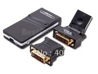 USB UGA PC Multi Monitor Screen Display Graphics Adapter to DVI VGA HDMI 1080P +Free Shipping