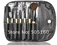 7 pcs set makeup set  6072# cosmetic brush makeup brush  0302 D