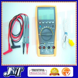 New arrival F01729 VC97 3 3/4 Auto Range Digital Multimeter analog bar + Free shipping(China (Mainland))